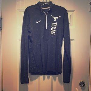 Nike half zip up